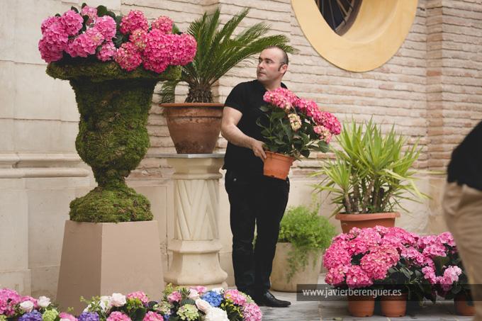 Decoraci n alquiler eventos pedro navarro florista - Alquiler decoracion ...