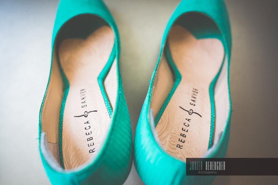Zapatos de Novia Rebeca Samver Elda