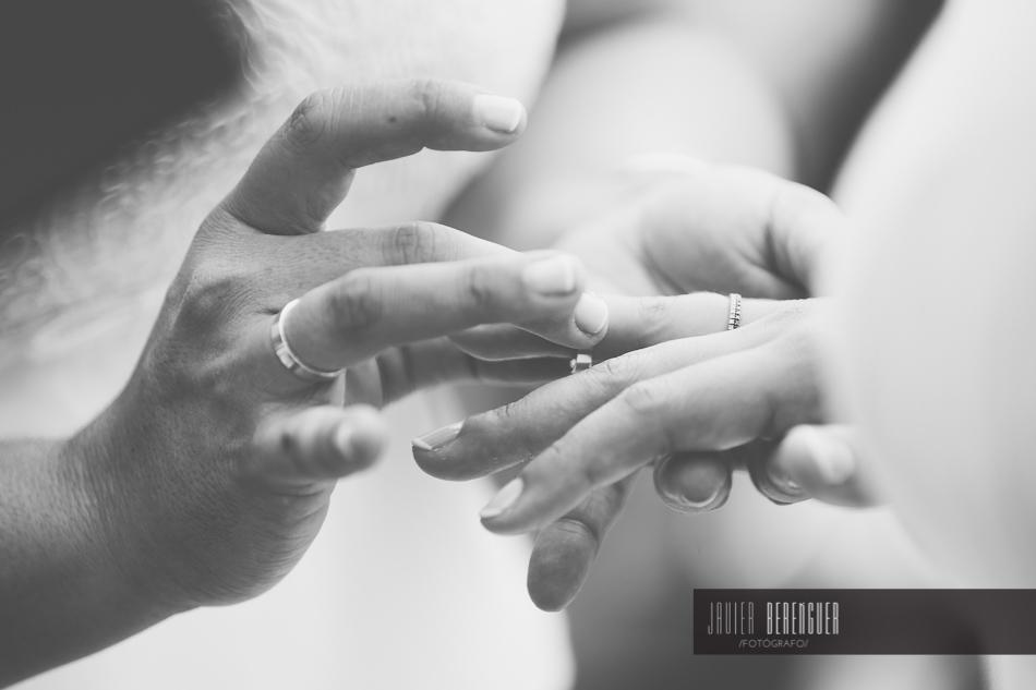 Anillos Alianzas para boda Alicante