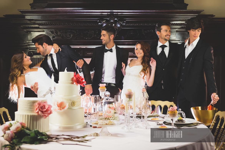 Fotógrafo de Publicidad, Editorial y Moda Nupcial Madrid Barcelona