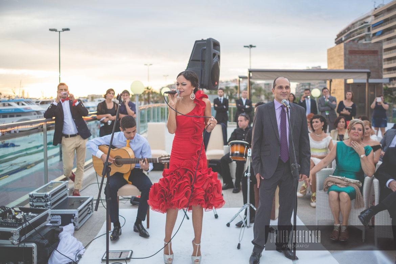 Grupo Flamenco Pura Sangre Bodas 13