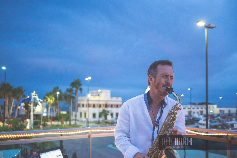 Saxofonista para Bodas en Provincia de Alicante