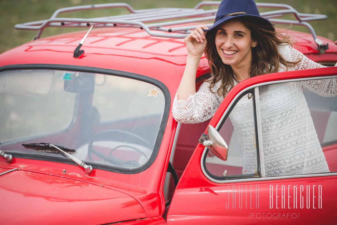 Fotos de Fotografos de Boda con Seat 600 -