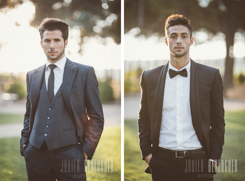 Como vestir a un hombre para una boda for Boda en jardin como vestir