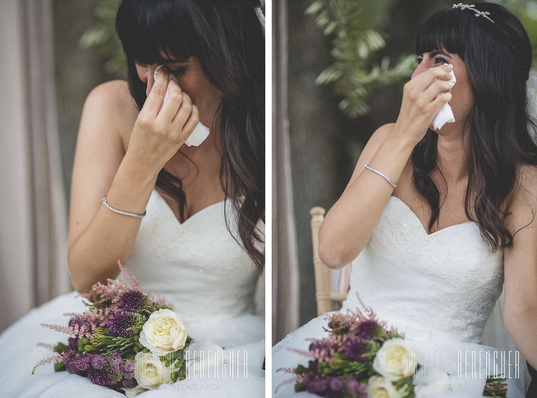 Pañuelos de papel para novia