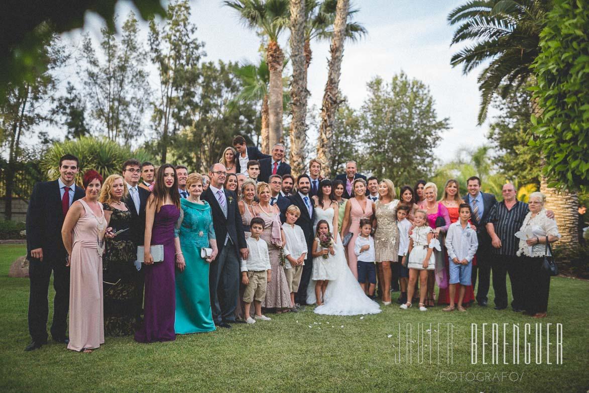 Fotos de Familia en Bodas Civiles