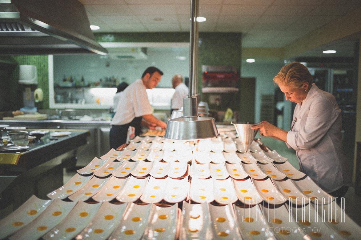Menu para Bodas Restaurante La Finca Elche