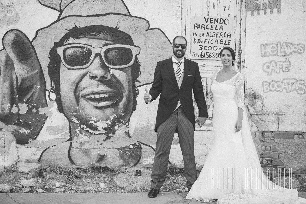 Fotógrafo Bodas Casa del Alambre Murcia