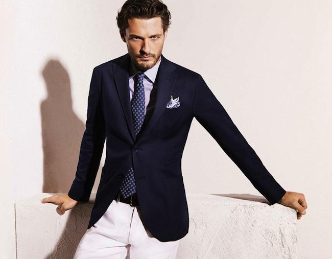 Traje de invitado y novio Massimo Dutti Modelos de Camisa