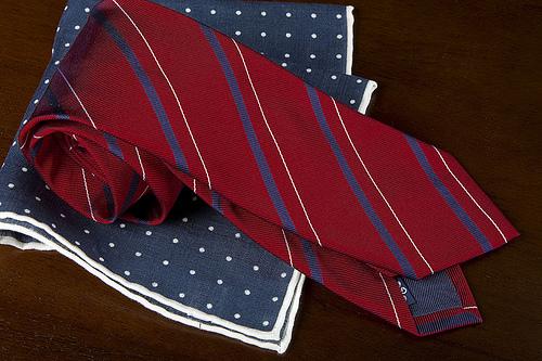 Corbatas y pañuelos para novios e invitados de Boda