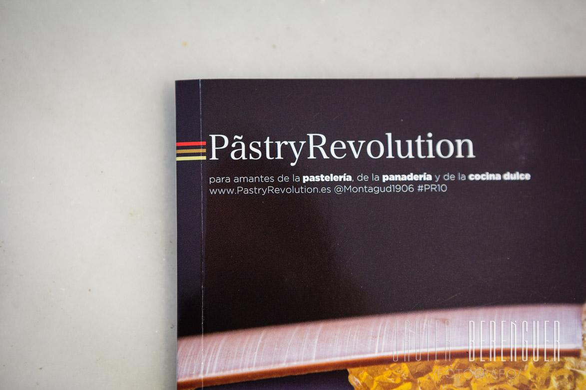 Publicación en la revista PastryRevolution 1