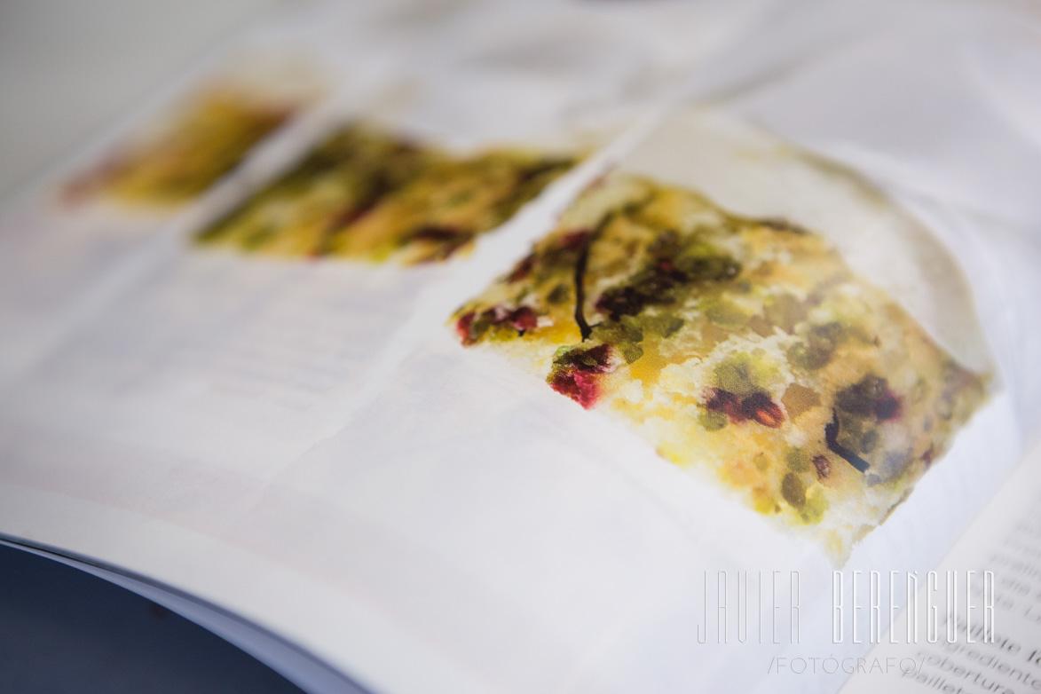 Publicación en la revista PastryRevolution 3