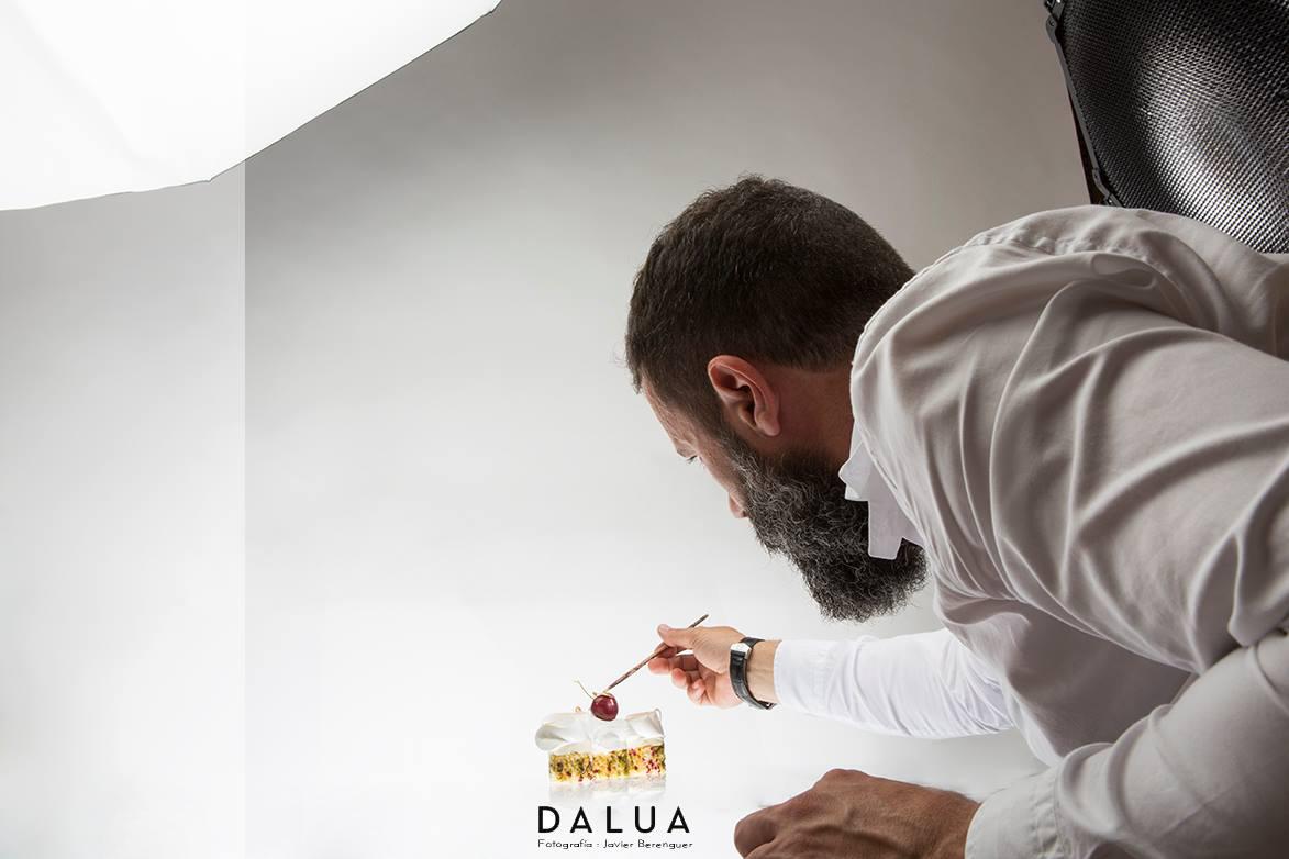 Publicación en la revista PastryRevolution Daniel Alvarez Dalua