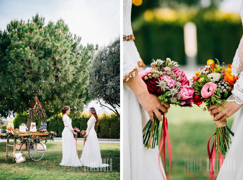 Fotos de Novias y Bouquet para boda