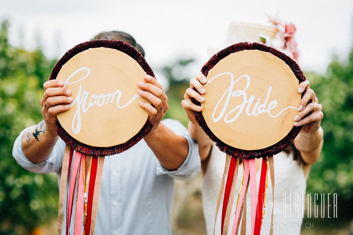 Groom & Bride Wedding