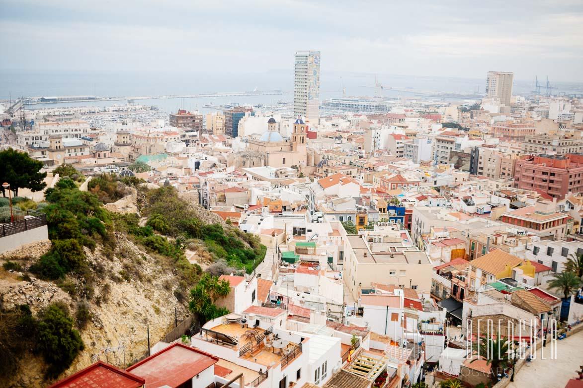 Fotógrafos Boda La Ereta Alicante