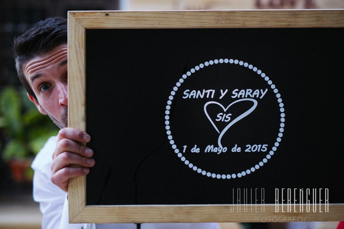 Santi y Saray 1 de Mayo de 2015