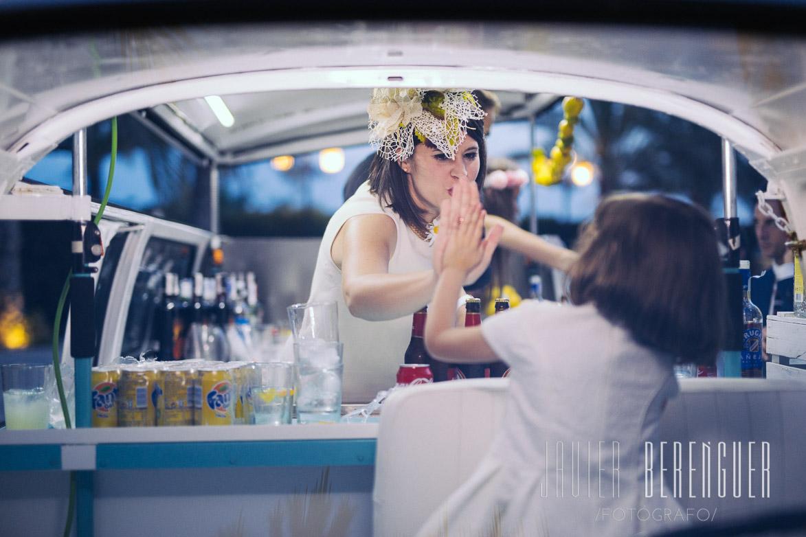 Furgo Volkwaguen para bodas