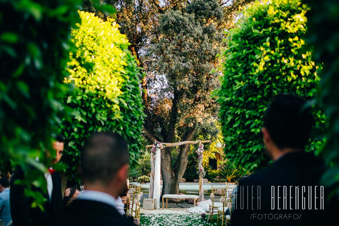 Fotos Video Boda Finca Torrero Elche Alicante