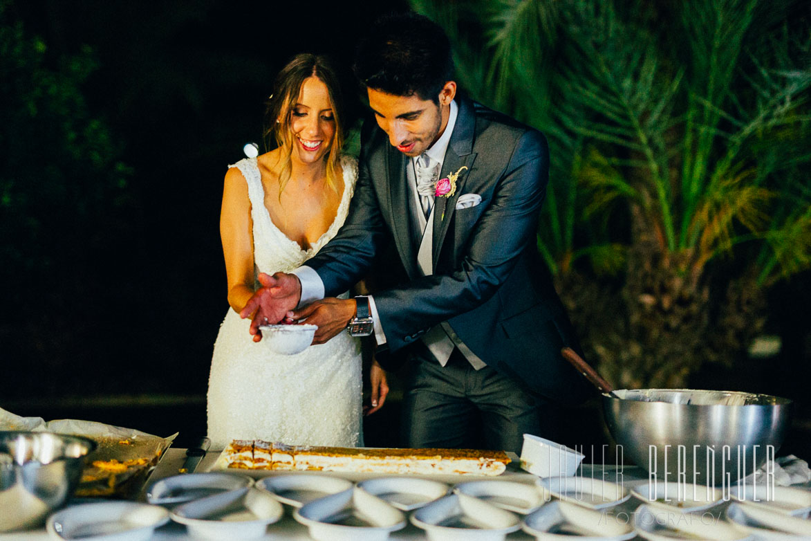 Fotografos Fotos y Video Boda Dalua Catering Elche Alicante