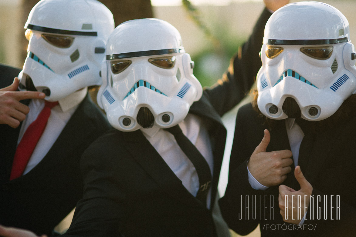 Strooper Wedding