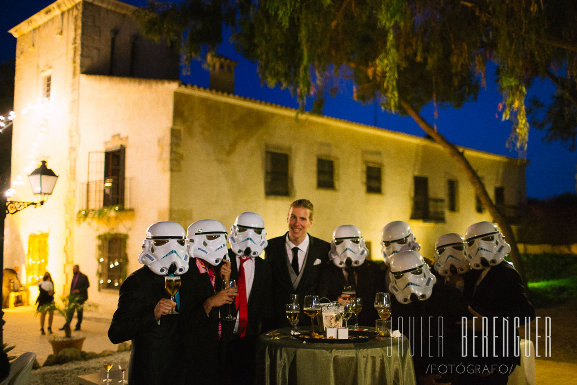 Foto Video boda Star Wars Alicante