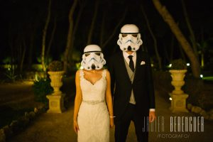 Fotos Fotografos Boda Star Wars