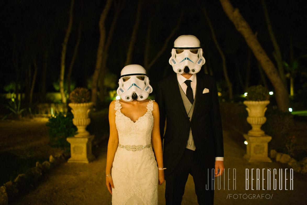 Publicación Party Desing Magazine Boda Star Wars: www.javierberenguer.es/fotografo-alicante/publicacion-party-desing...