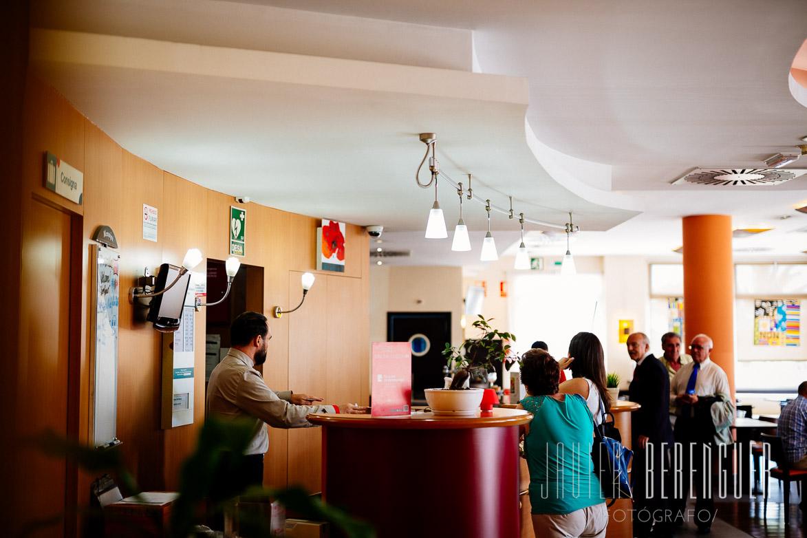 Recepcion Hotel Ibis