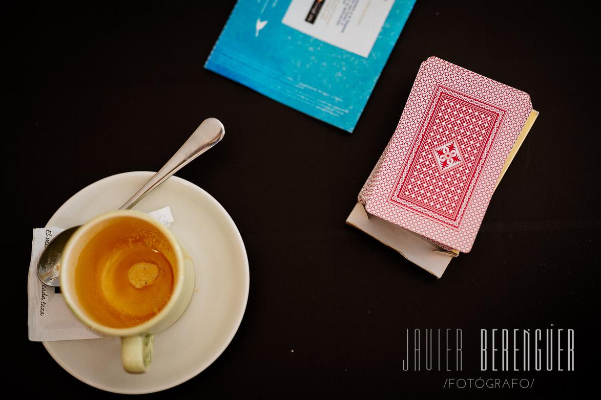 Cartas y Cafes en Bodas