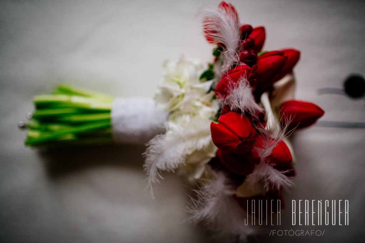 Ramo Tulipanes Rojos