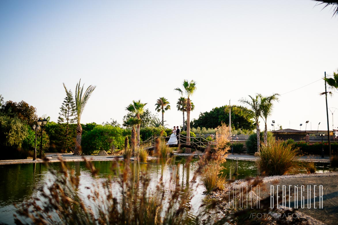 Fotos Boda Finca El Lago Elche Alicante
