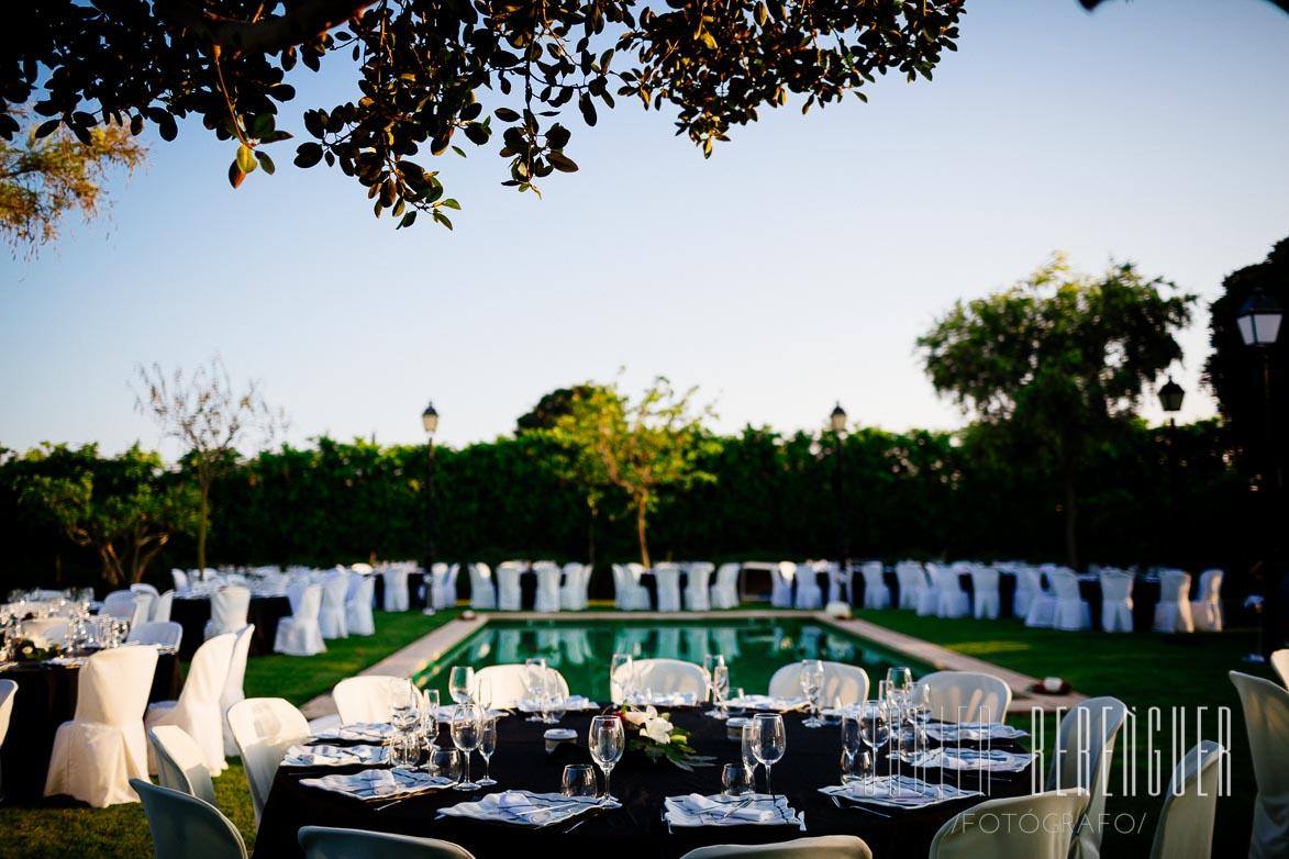 Fincas con piscina para bodas en alicante