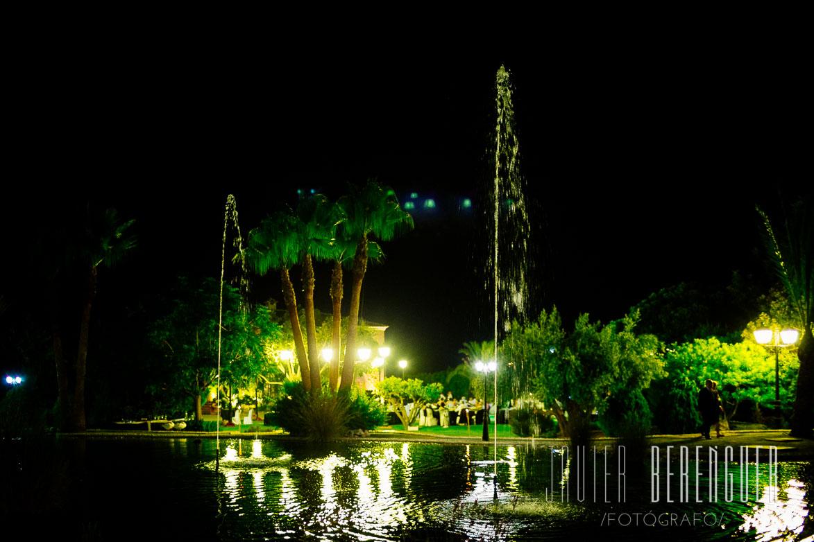 Fotos Boda con Piscina El Lago Elche Alicante