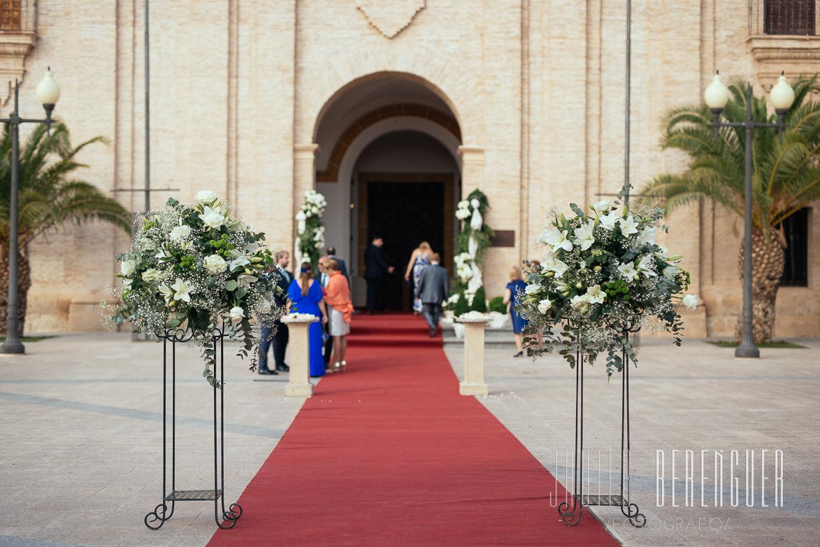 Decoracion de Bodas Emy Floristas Murcia