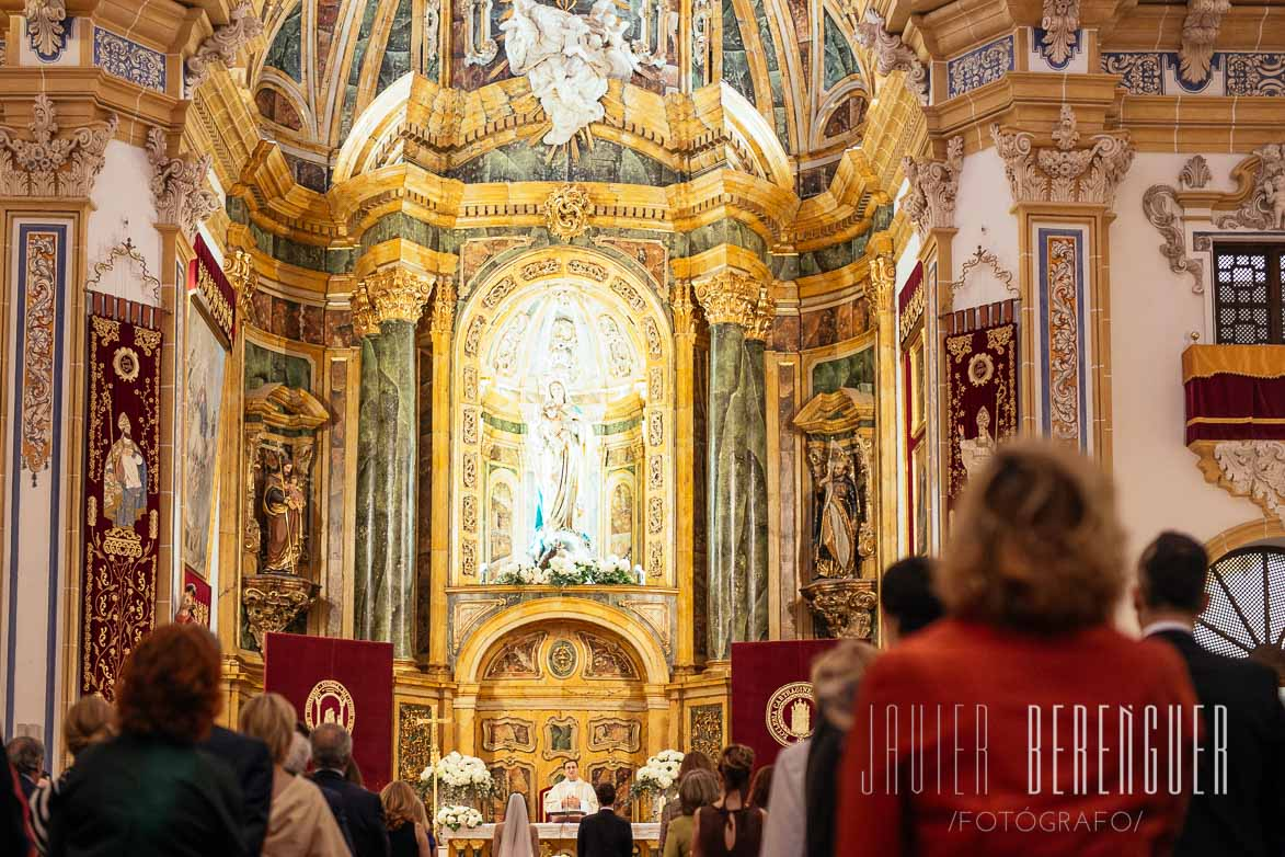 Fotos y Video Boda Los Jeronimos UCAM Murcia