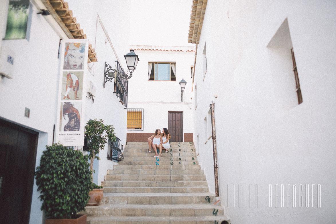 Pre Boda Playa Altea Alicante