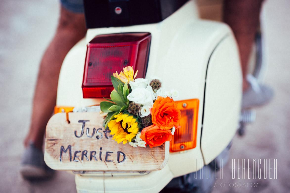Sesión Pre Boda Just Married Book Picnic Viñedos Torrevieja