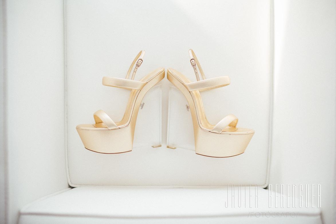 Zapatos Novia Casadei