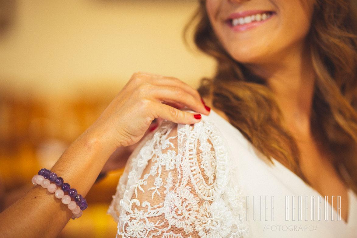 Fotógrafos Video Boda Vestido Novia Bouret