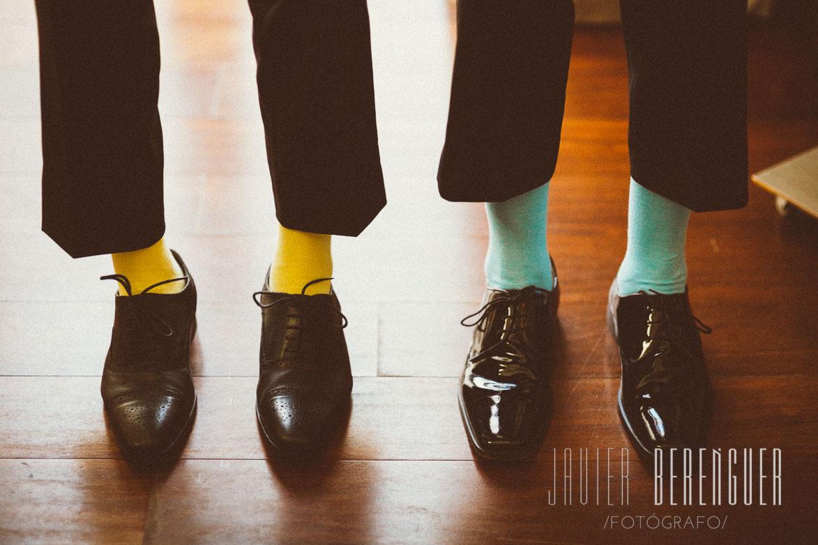 Calcetines de Colores para Boda