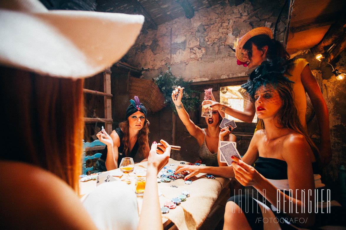 Fotógrafos de Boda Sesión Inspiración Pocker Play Pau Selles