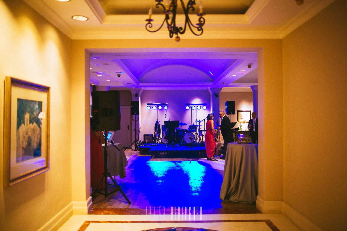 Foto Boda Hotel Principe Felipe La Manga Club