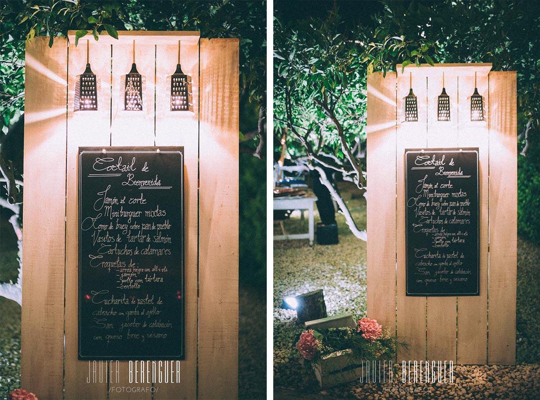 Mesero para bodas con ralladores de cocina
