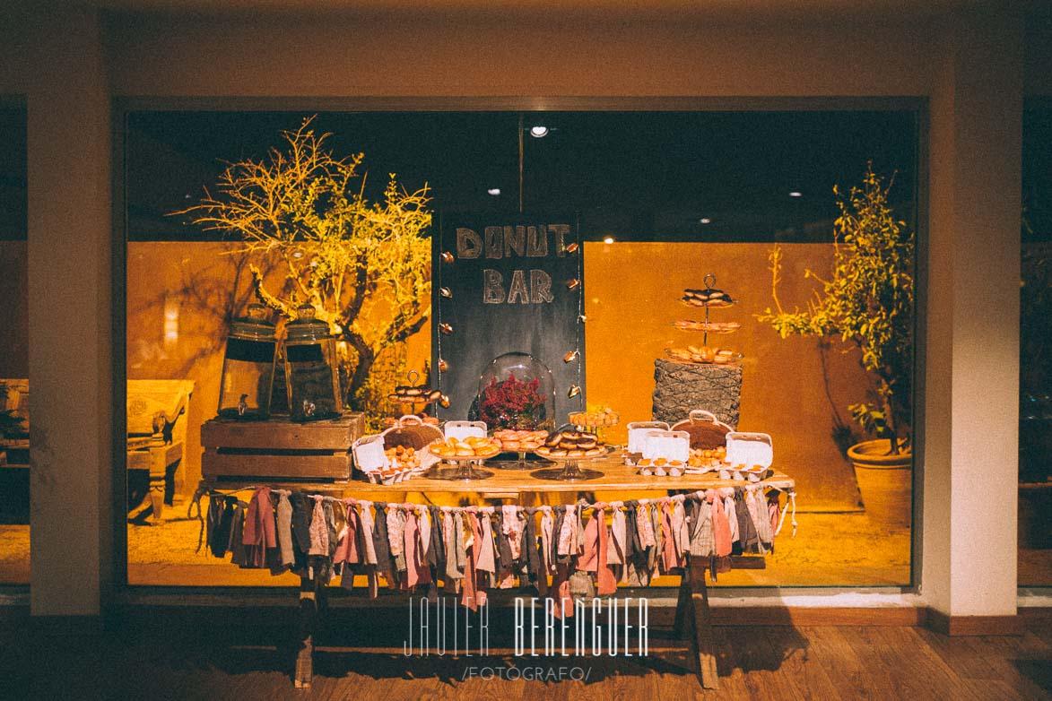 Fotos Boda Donut Bar Eventos La Magrana Elche