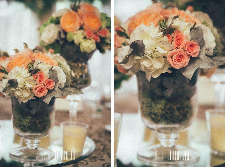 ideas para decoracion boda elche floristeria barcelona