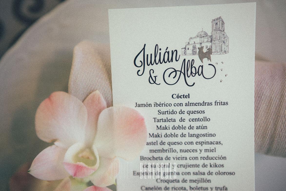 Boda Julian & Alba Restaurante EL Parque ELche