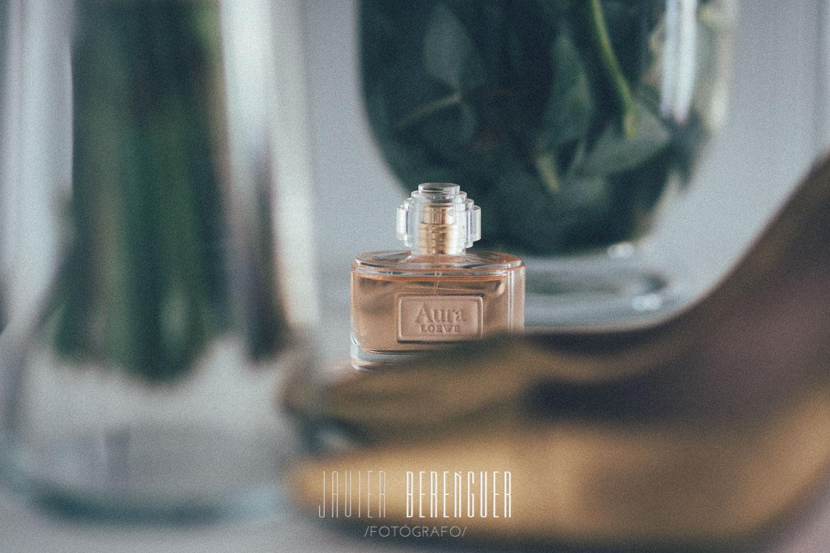 Perfume para Boda