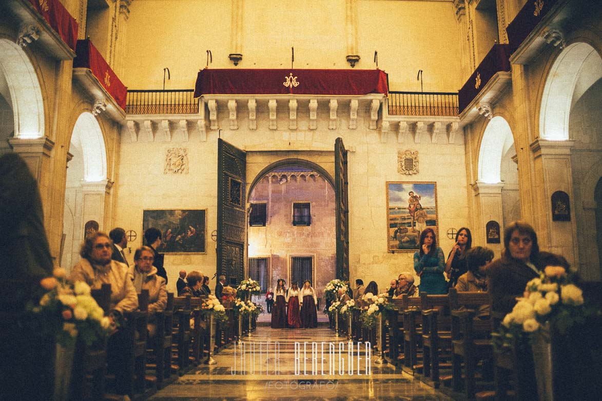 Foto Boda Santa Maria Elche Rest Datil Oro