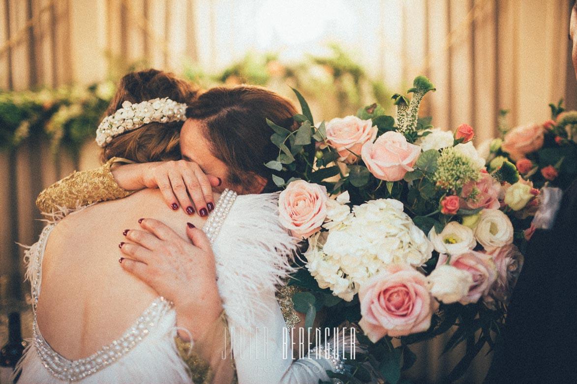 Ramos para reglar a madres en bodas
